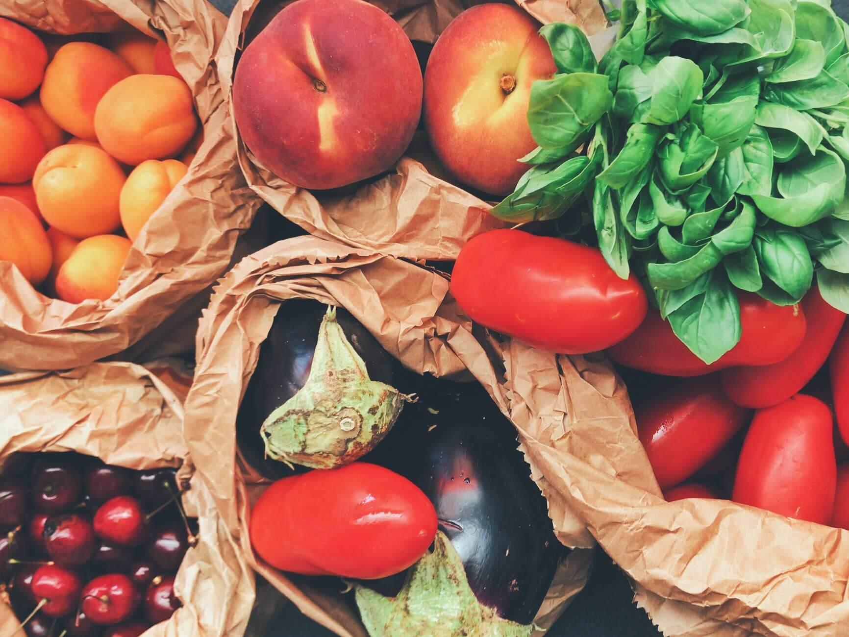 Berries and vine fruits in Virginia
