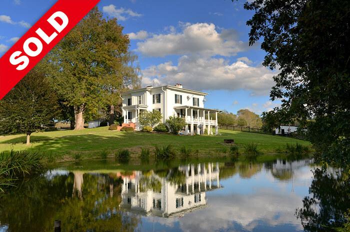 Sold – Greenmont Farm